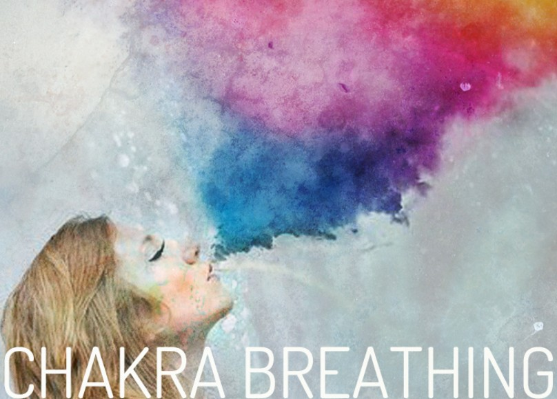 urban om chakra breathing meditation