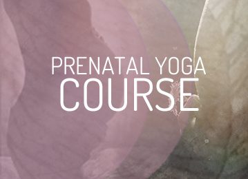 urban om prenatal yoga course