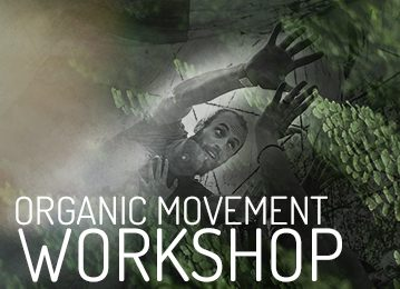 Event/Workshop Schedule - Organic Movement Workshop opt
